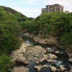 仙台の近く!二口渓谷、秋保温泉を日帰りで観光してきた!