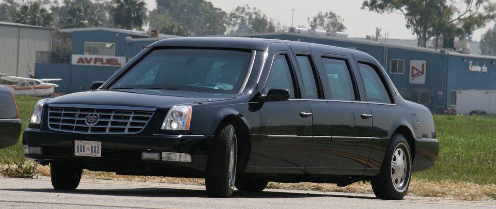 アメリカ大統領専用車両