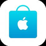 applestoreアプリのアイコン