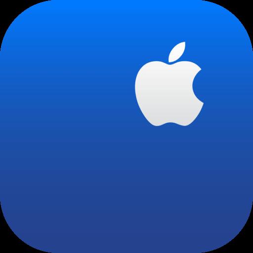 appleサポートのアイコン