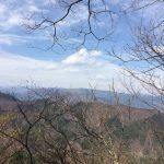 上野原ICの近く! 二十六夜山に登り、秋山温泉で疲れを癒す!