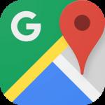 googlemapsのロゴ