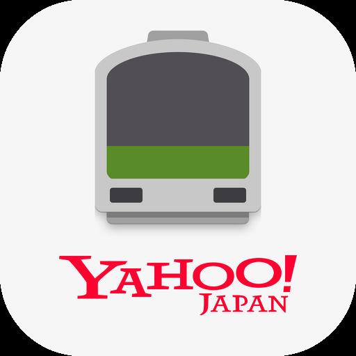 yahoo乗り換え案内のロゴ