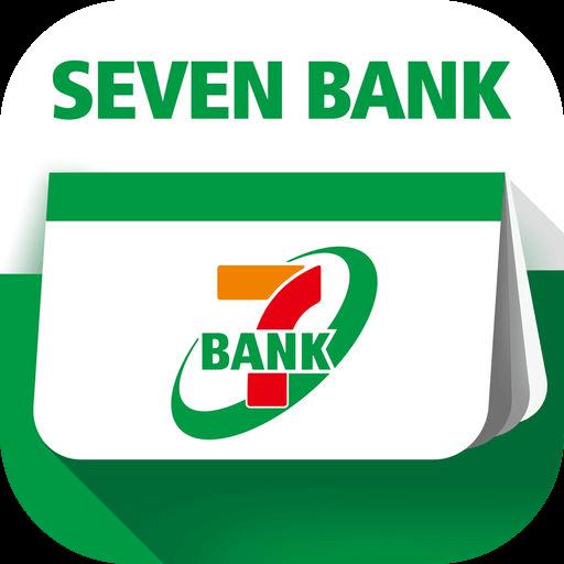 セブン銀行のアイコン
