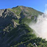 日帰り登山は困難!静岡の秘境 南アルプス 聖岳に登る!【百名山】
