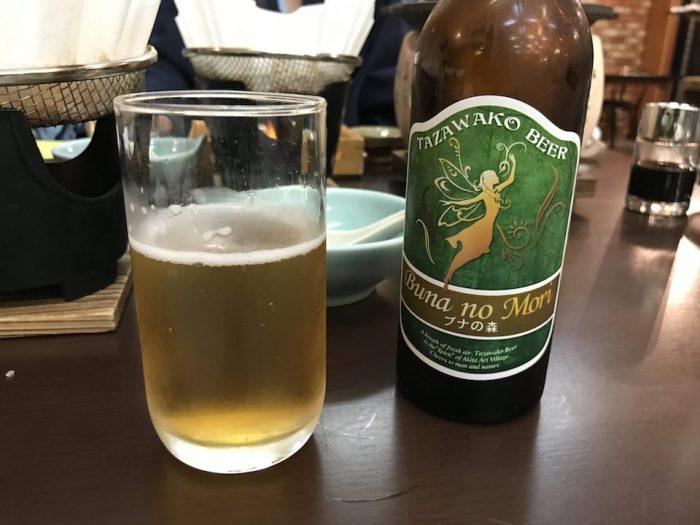秋田の地ビール
