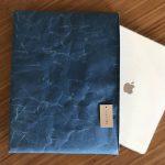 超軽量かつおしゃれな和紙製ケース!SIWAのPC / タブレットケースをレビュー