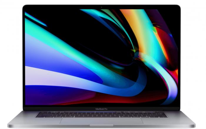 Macbook Pro 16インチの画像