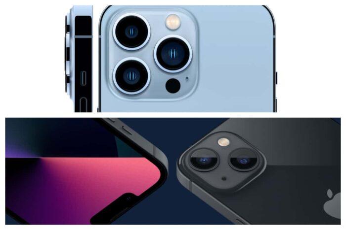 iPhone 13 / 13 Proの画像